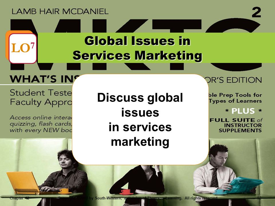 Global Issues in Services Marketing
