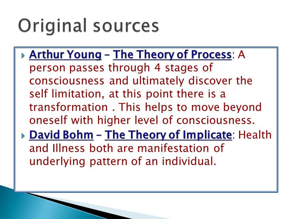Original sources
