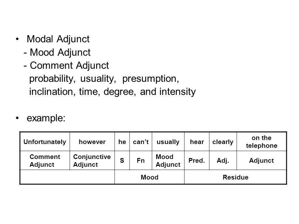 probability, usuality, presumption,