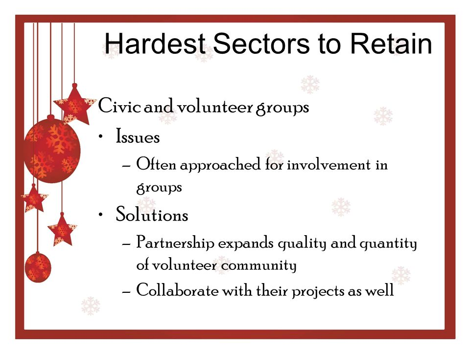 Hardest Sectors to Retain