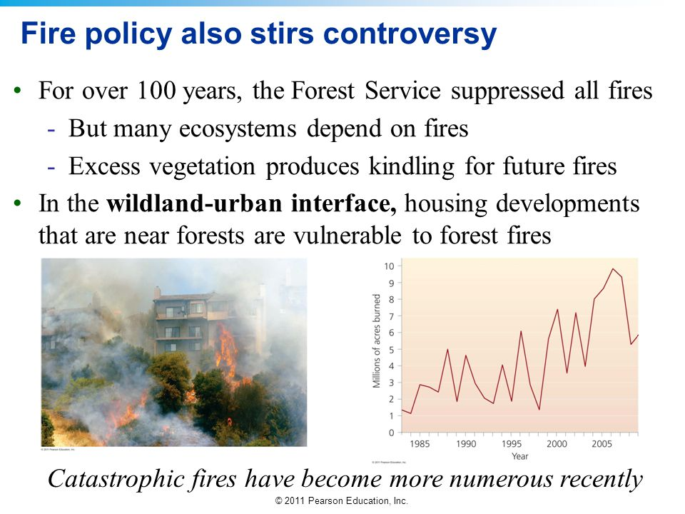 Fire policy also stirs controversy