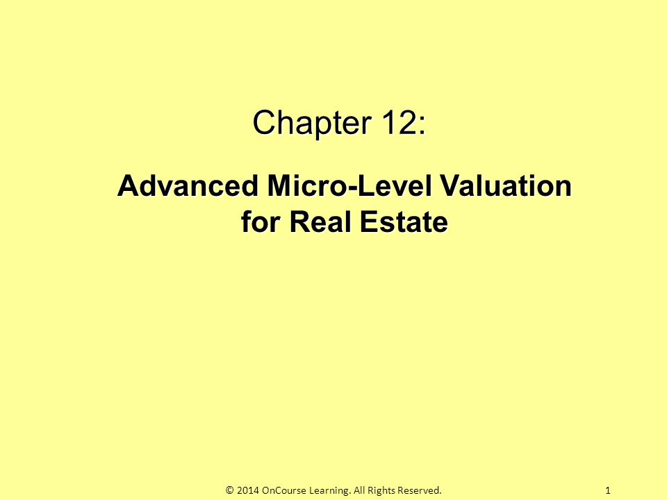 Advanced Micro-Level Valuation for Real Estate