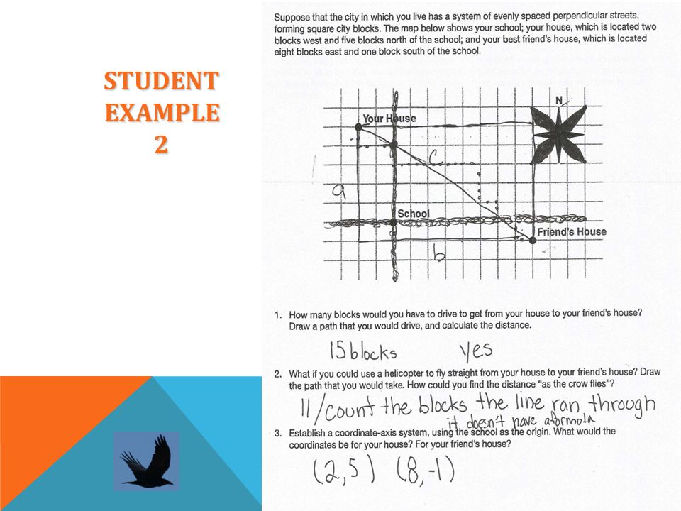 STUDENT EXAMPLE 2