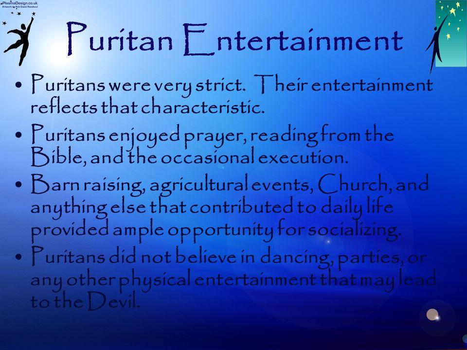 Puritan Entertainment