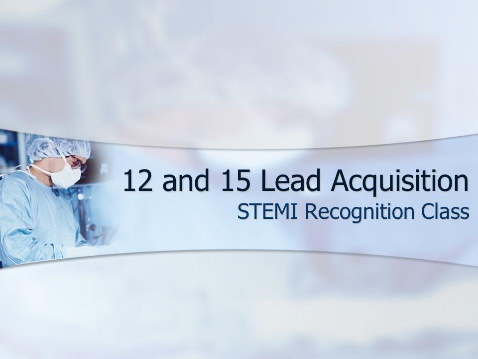 STEMI Recognition Class