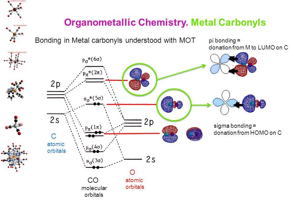 Organometallic Chemistry. Metal Carbonyls