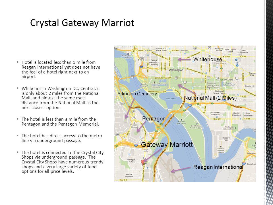 Crystal Gateway Marriot