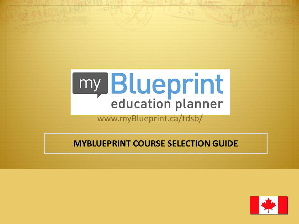 Grade 12 option presentation ppt video online download 9 myblueprint course selection guide malvernweather Image collections
