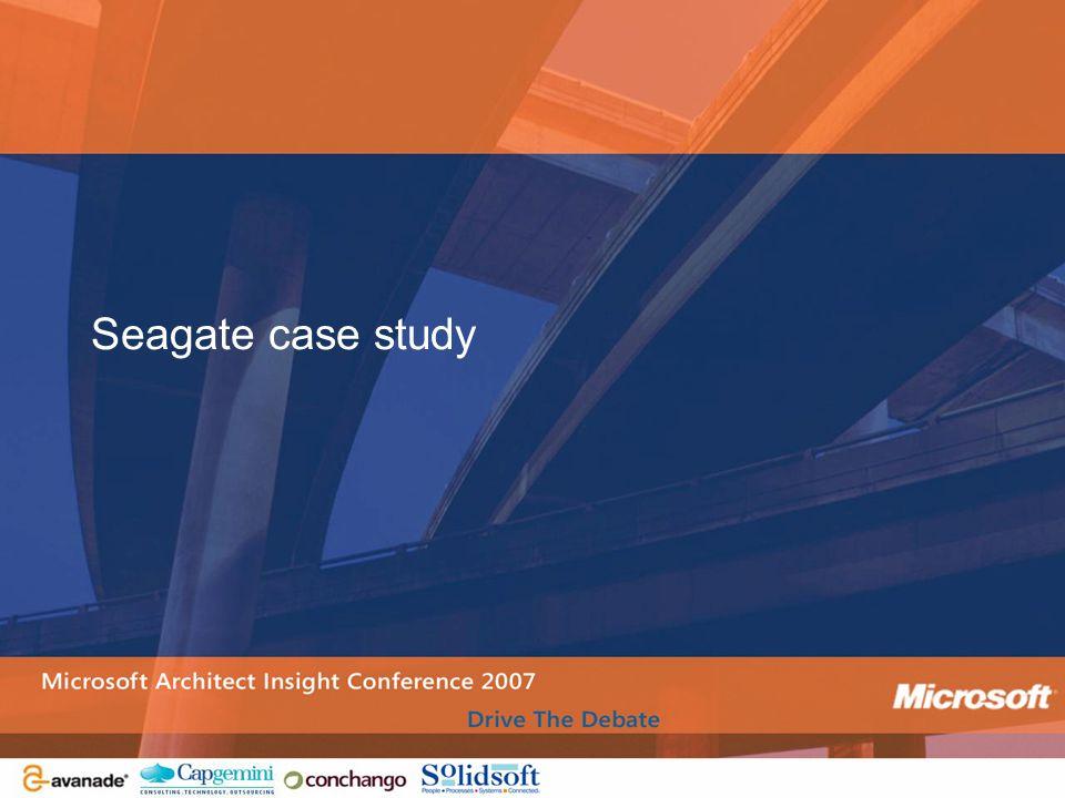 Seagate case study