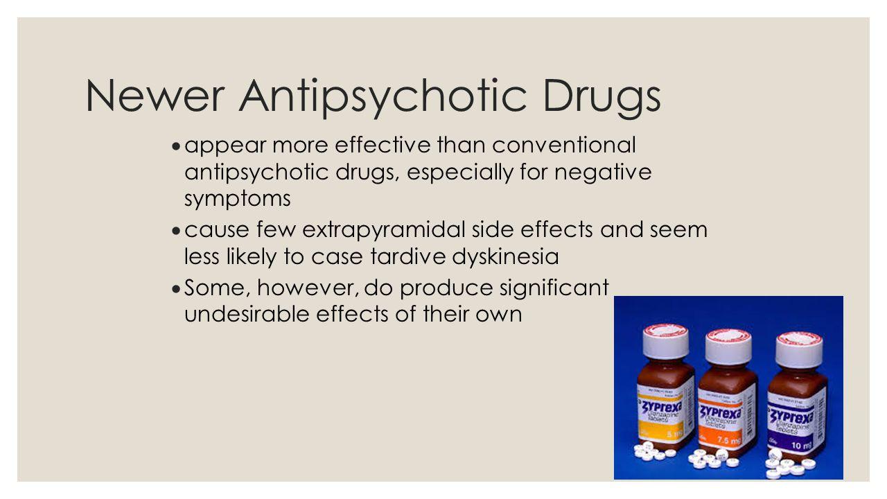 Newer Antipsychotic Drugs