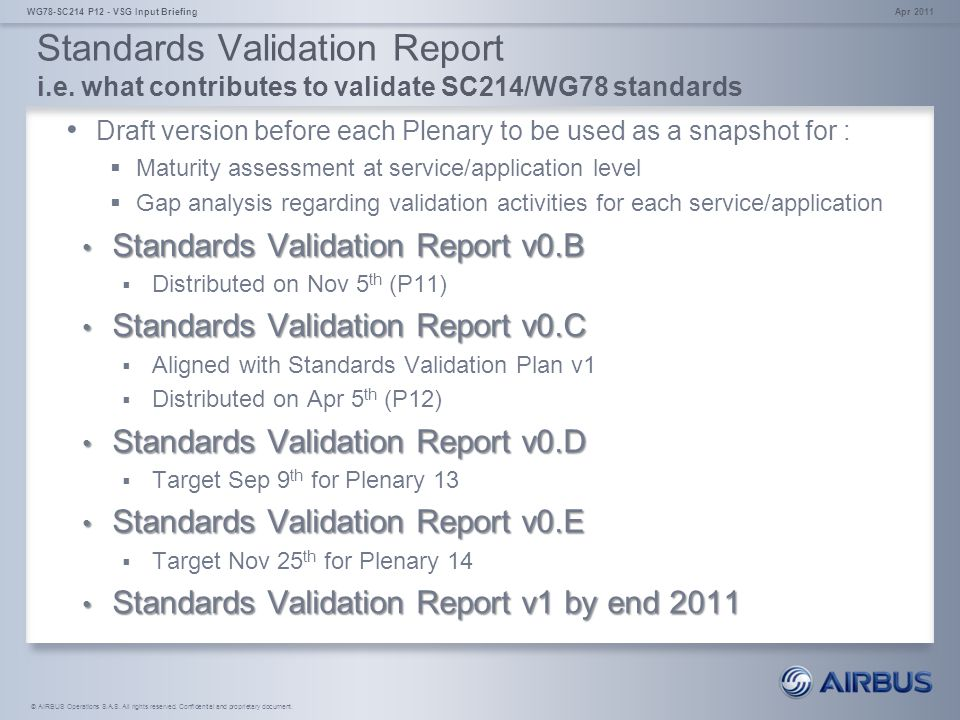 WG78-SC214 P12 - VSG Input Briefing