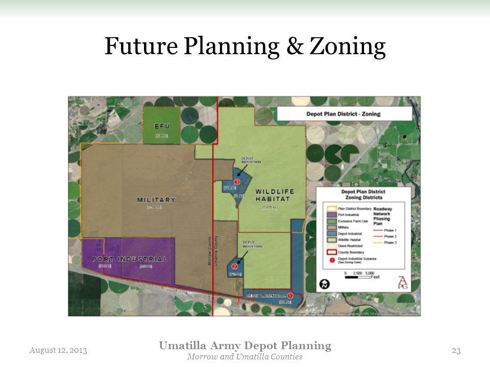 Future Planning & Zoning