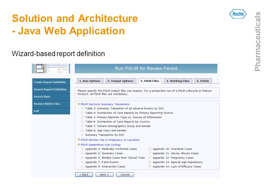 Solution and Architecture - Java Web Application