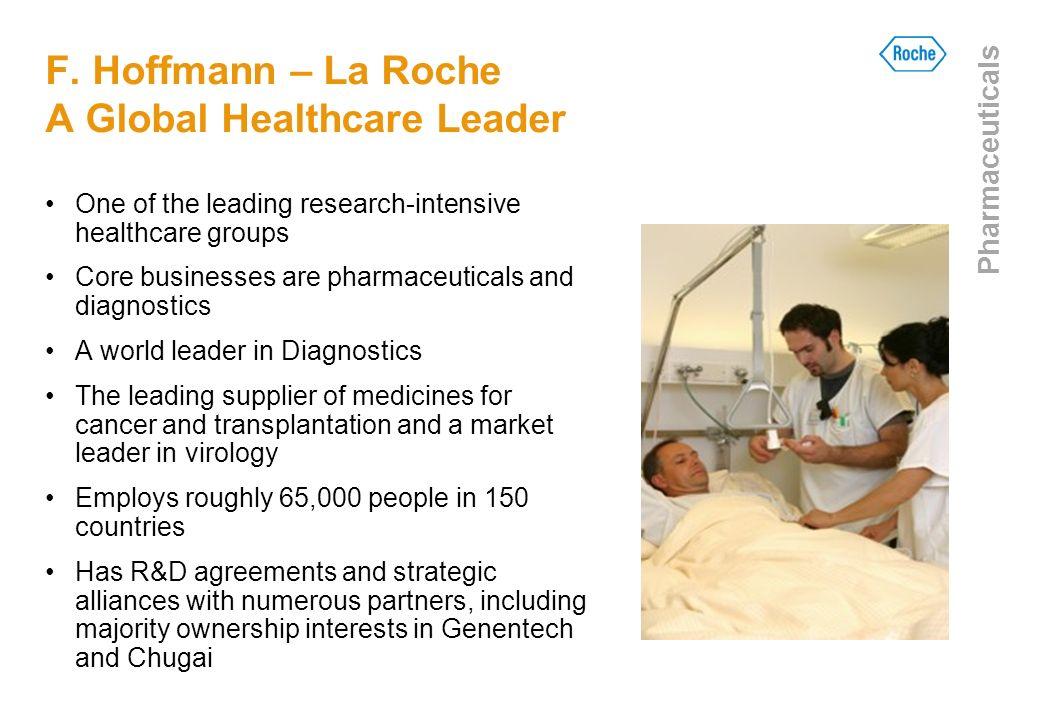 F. Hoffmann – La Roche A Global Healthcare Leader