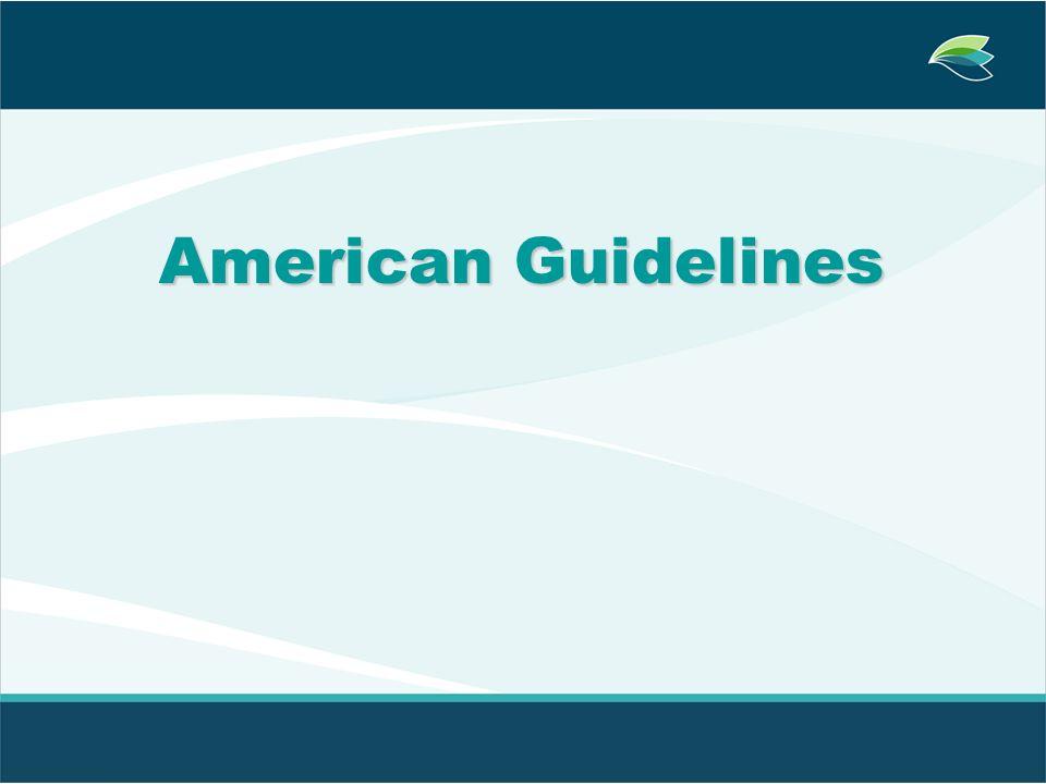 American Guidelines