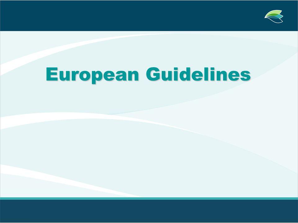 European Guidelines
