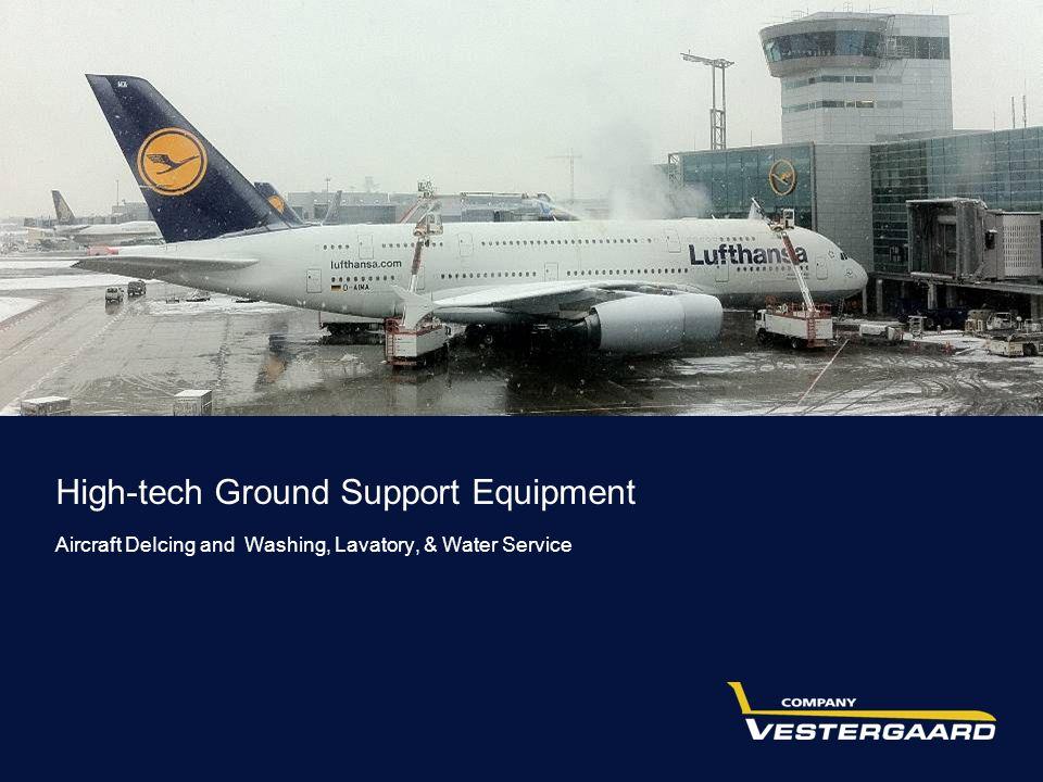 High-tech Ground Support Equipment