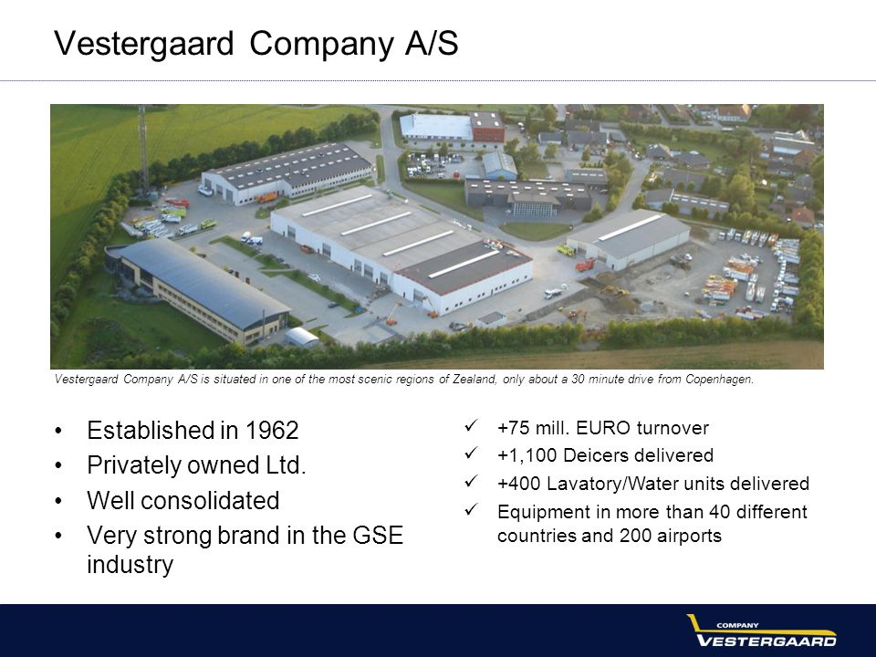 Vestergaard Company A/S