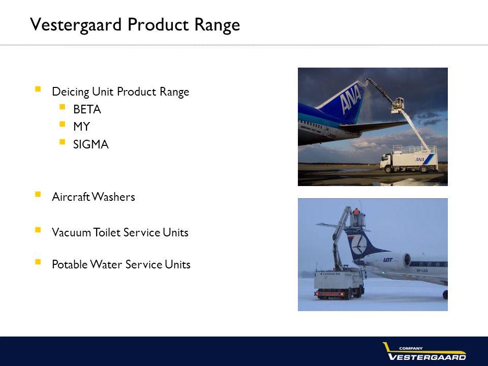 Vestergaard Product Range