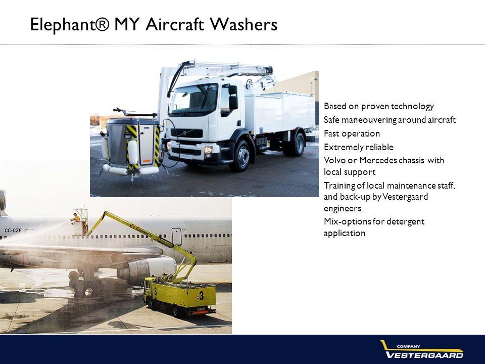 Elephant® MY Aircraft Washers
