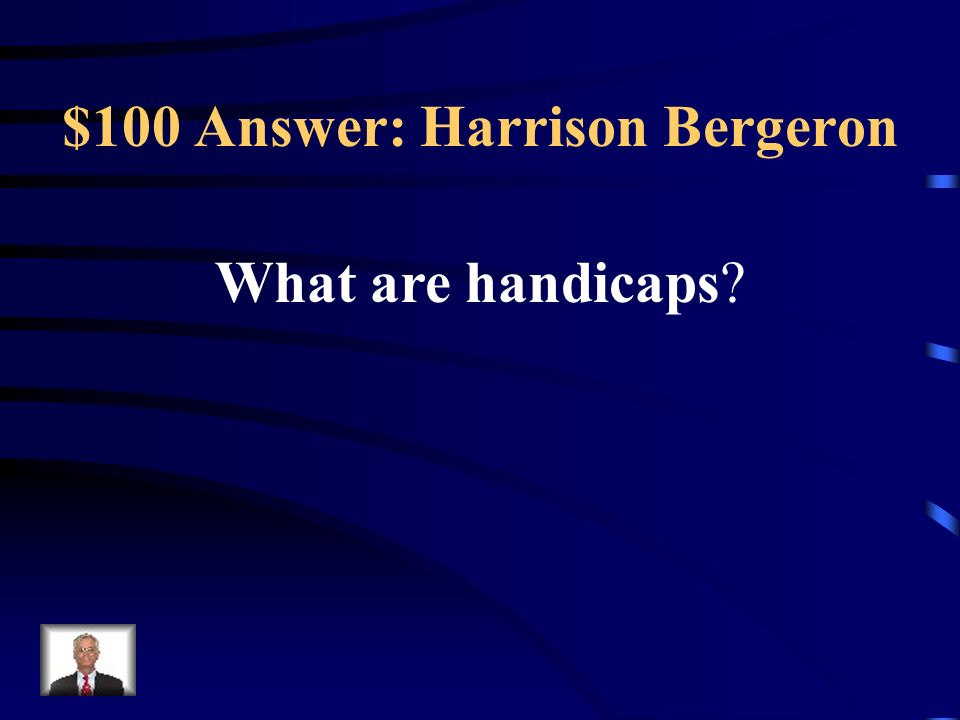 harrison bergeron questions and answers pdf