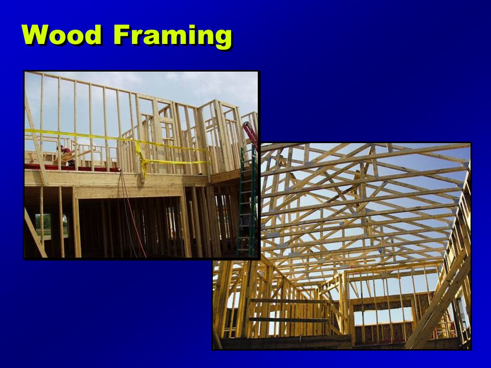 Wood Framing Image may be found on page 181 of the text.