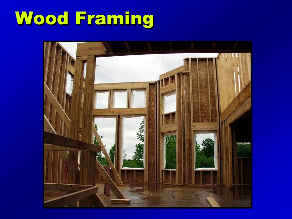 Wood Framing