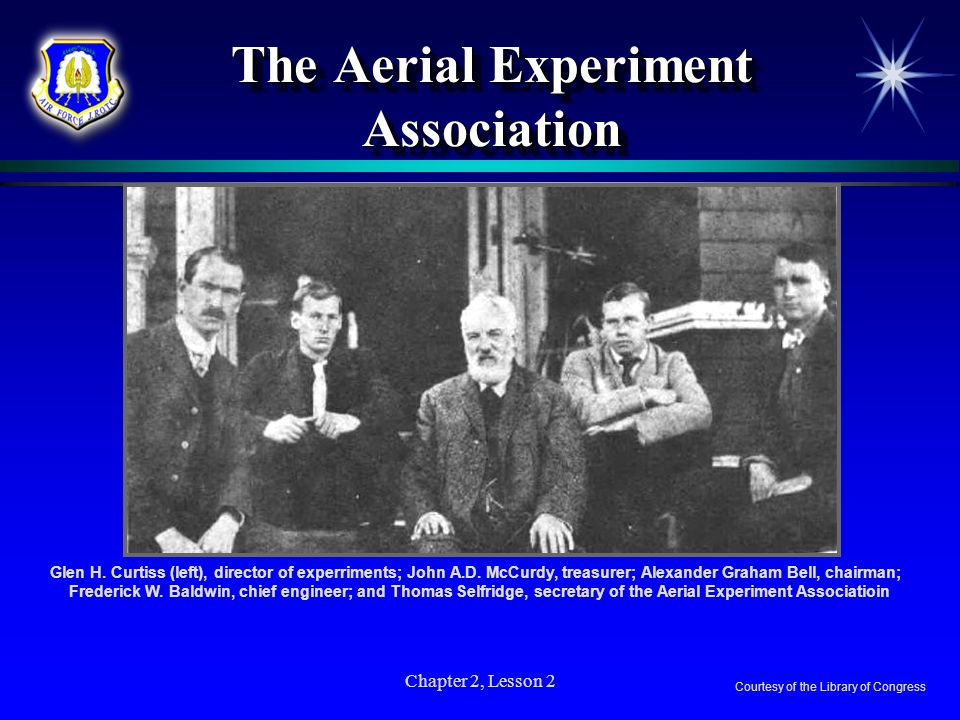 The Aerial Experiment Association