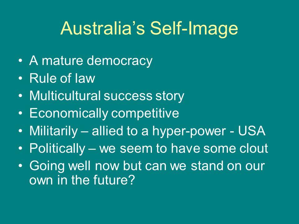 Australia's Self-Image
