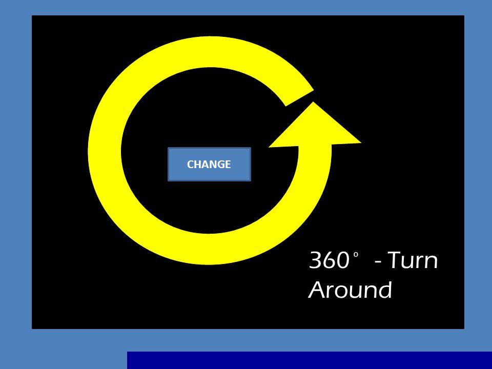 CHANGE 360 - Turn Around o