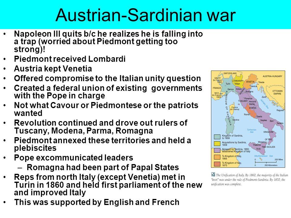 Austrian-Sardinian war