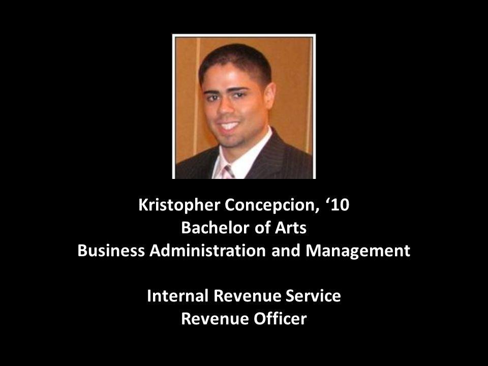 Internal Revenue Service Revenue Officer