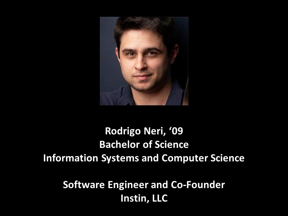 Software Engineer and Co-Founder