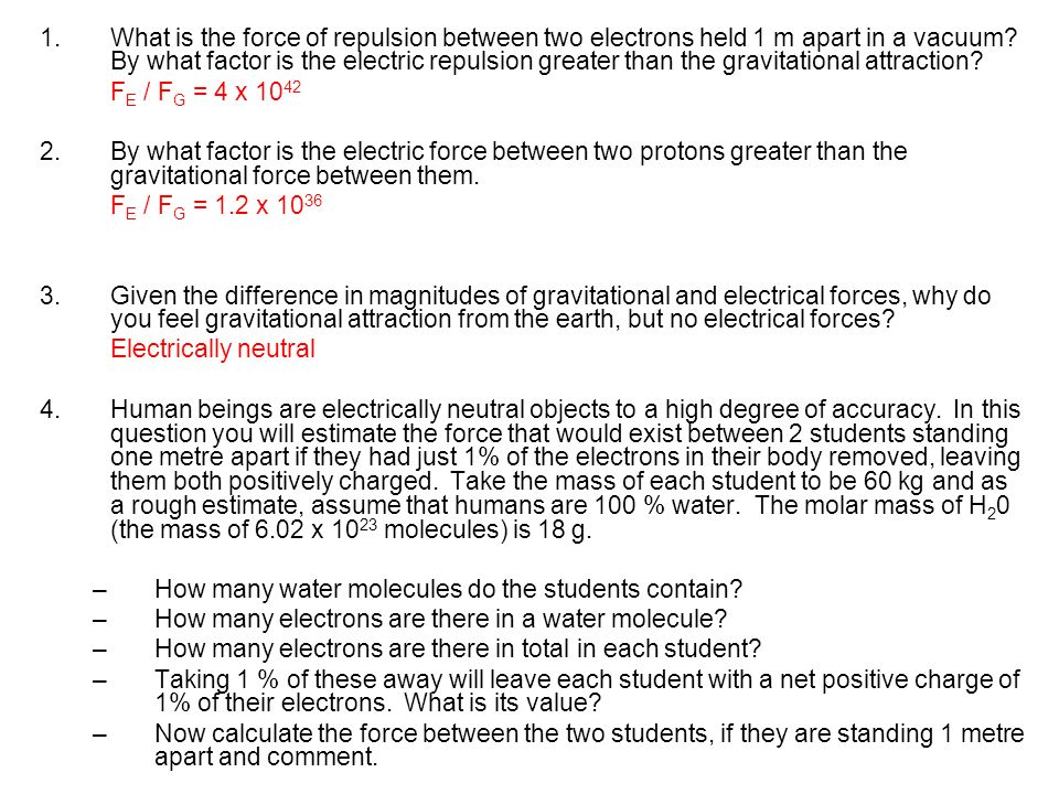 How many water molecules do the students contain