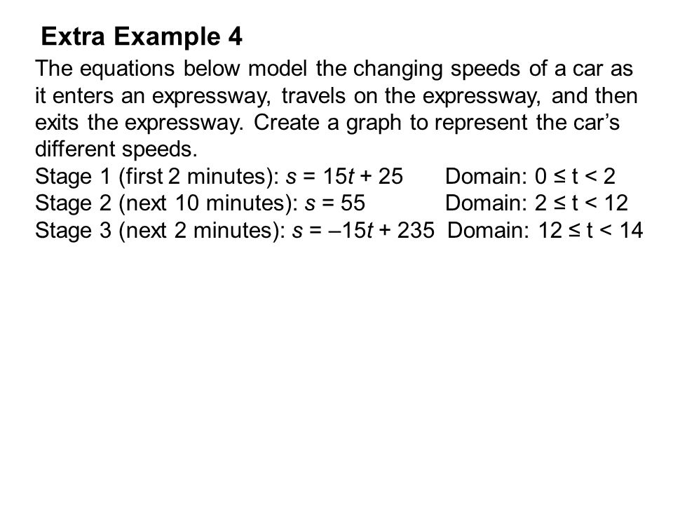 Extra Example 4
