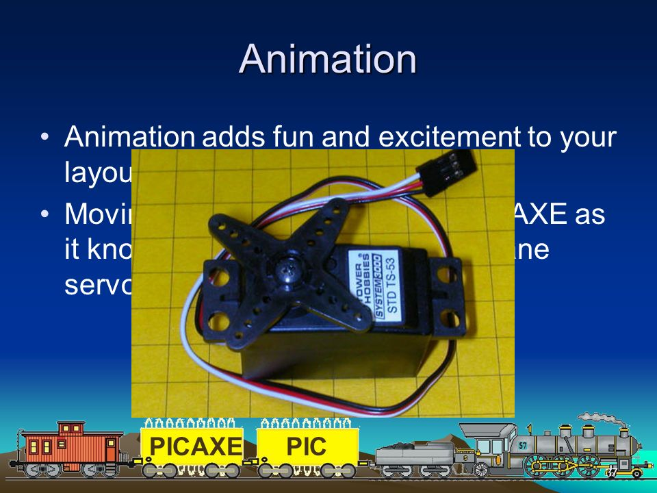 Animation Animation adds fun and excitement to your layout