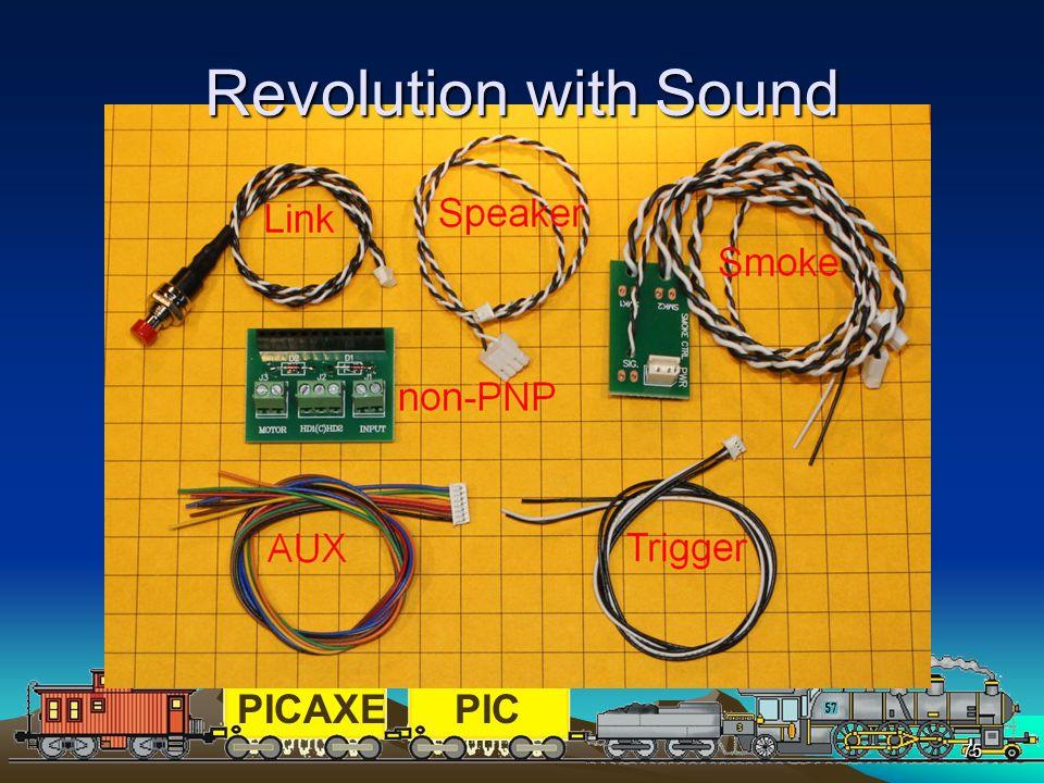 Revolution with Sound