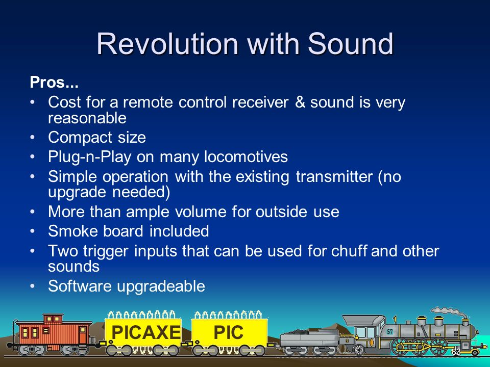 Revolution with Sound Pros...