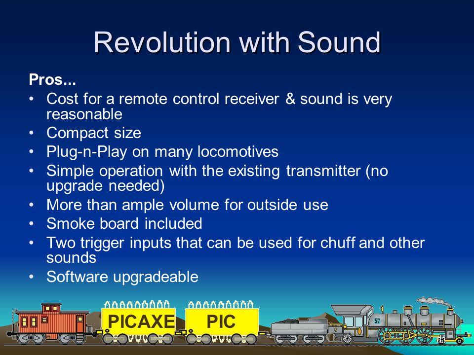 Revolution with Sound Pros...