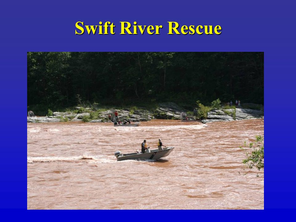 Swift River Rescue Injury Prevention Specialist