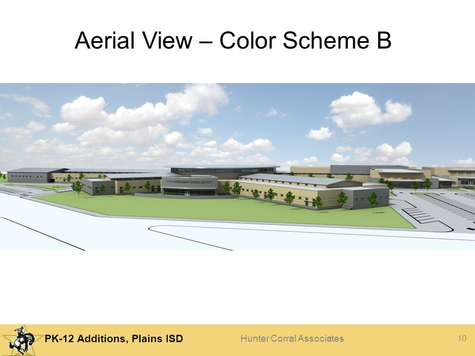 Aerial View – Color Scheme B