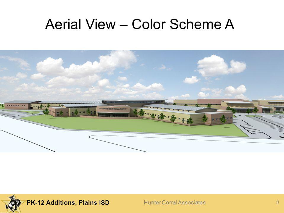 Aerial View – Color Scheme A