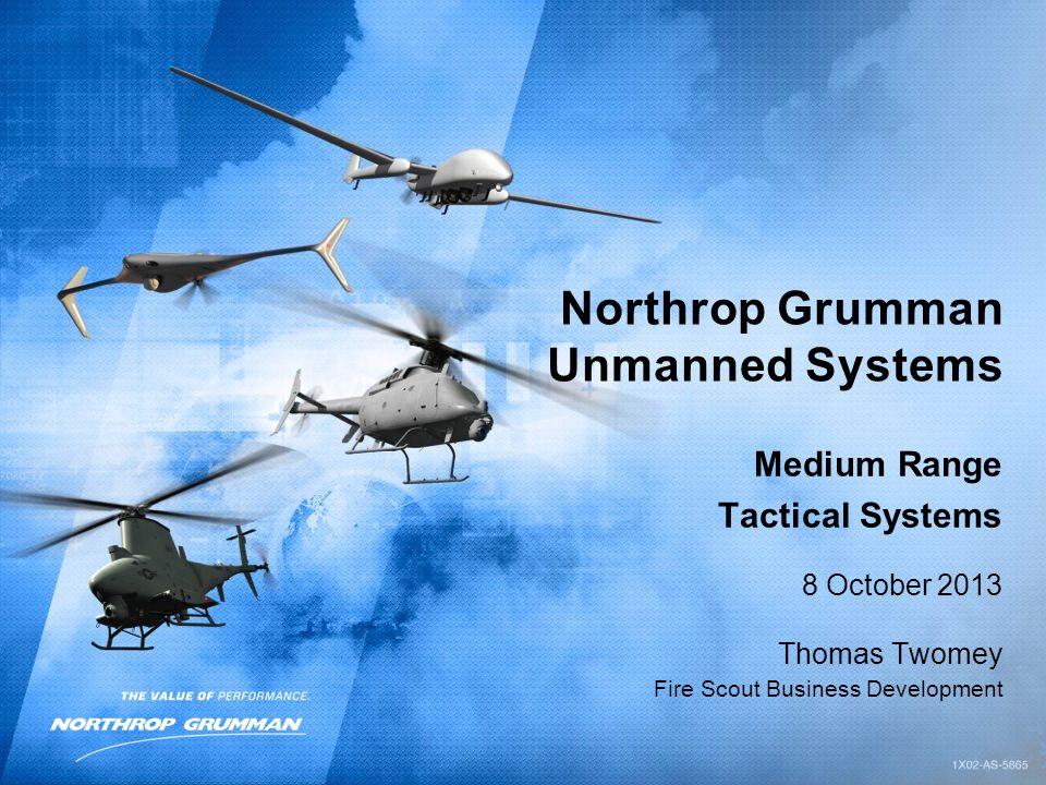 Northrop Grumman Unmanned Systems