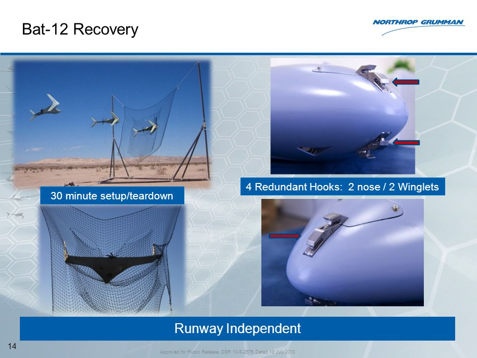Bat-12 Recovery Runway Independent