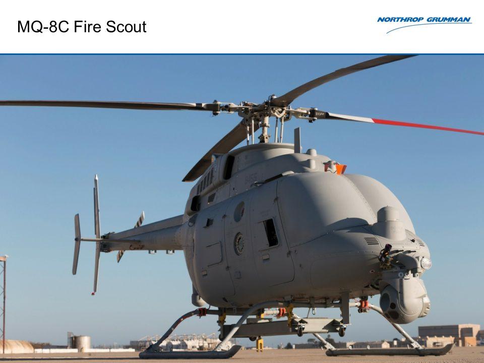 MQ-8C Fire Scout 3030
