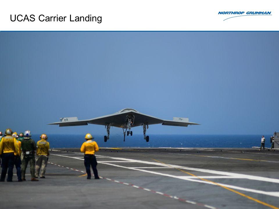 UCAS Carrier Landing 6