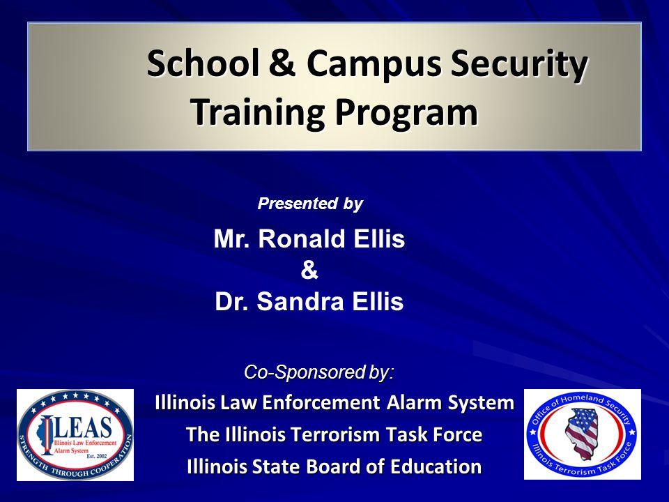 School & Campus Security Training Program