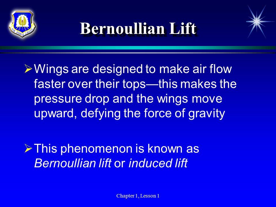 Bernoullian Lift