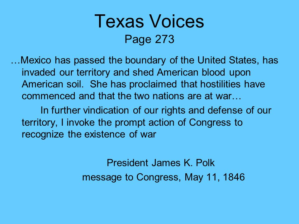 Texas Voices Page 273