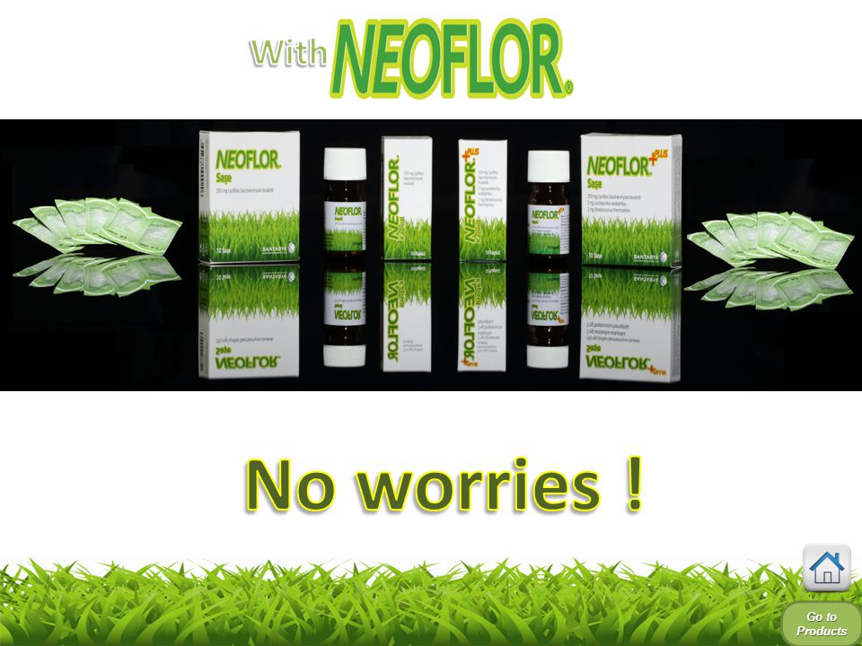 With No worries ! Go to Products